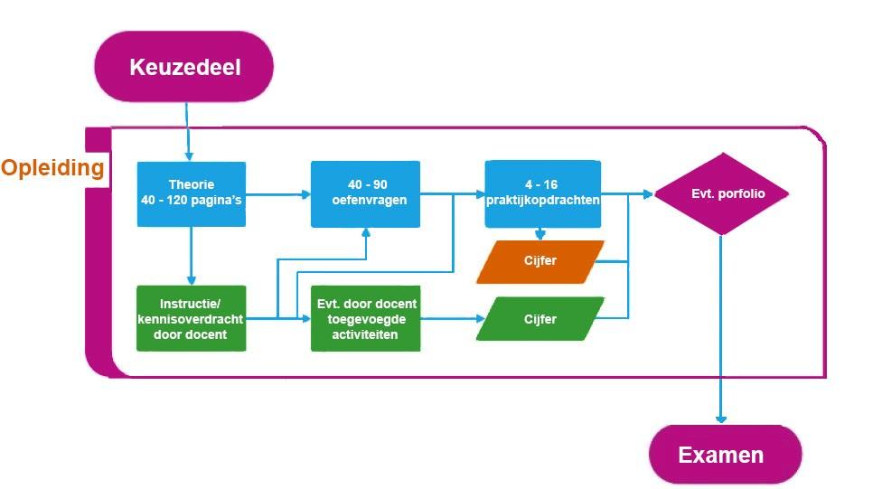 didactisch model keuzedelen