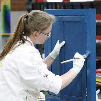Onderhoud schilderwerk - training
