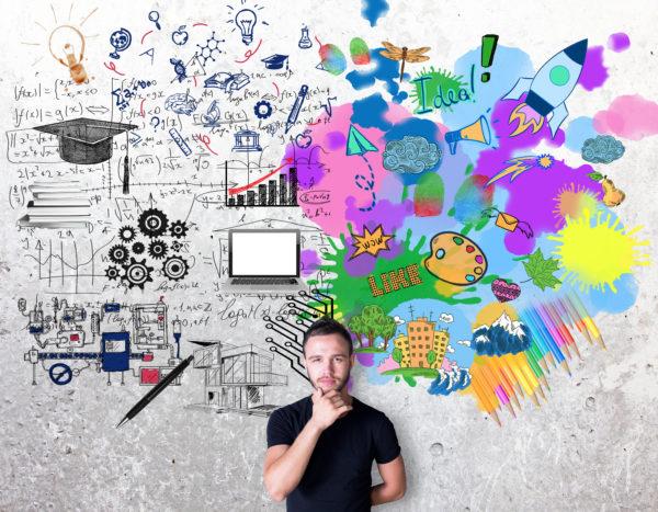 Lean en creatief - keuzedeel