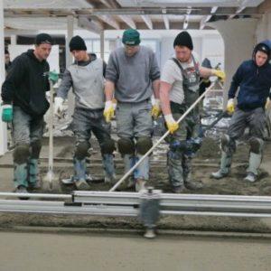 Cementgebonden dekvloeren - training
