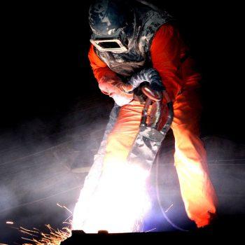 Metalliseerder - training
