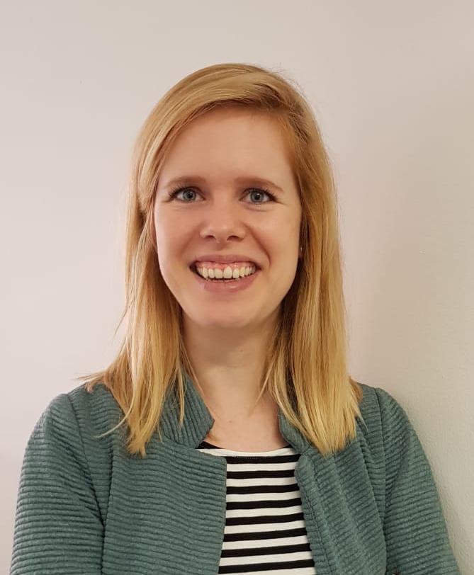 beleidsmedewerker Ilse van der Lans