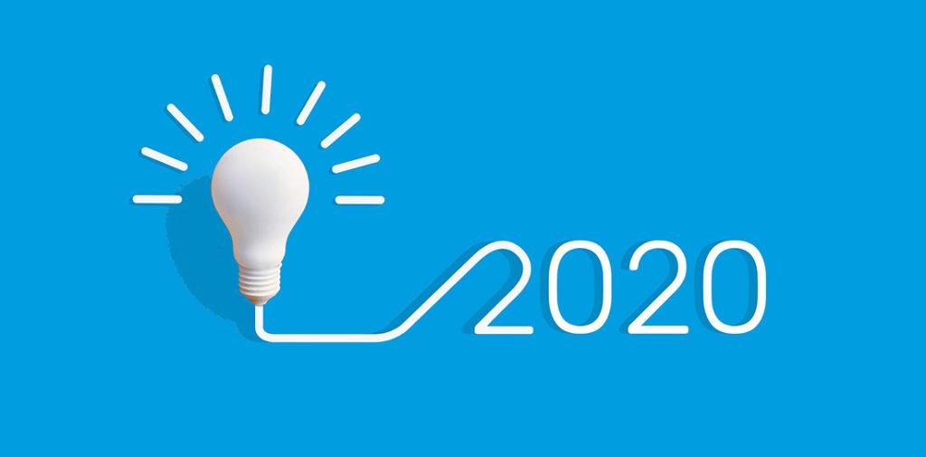 Geplande trainingen in 2020