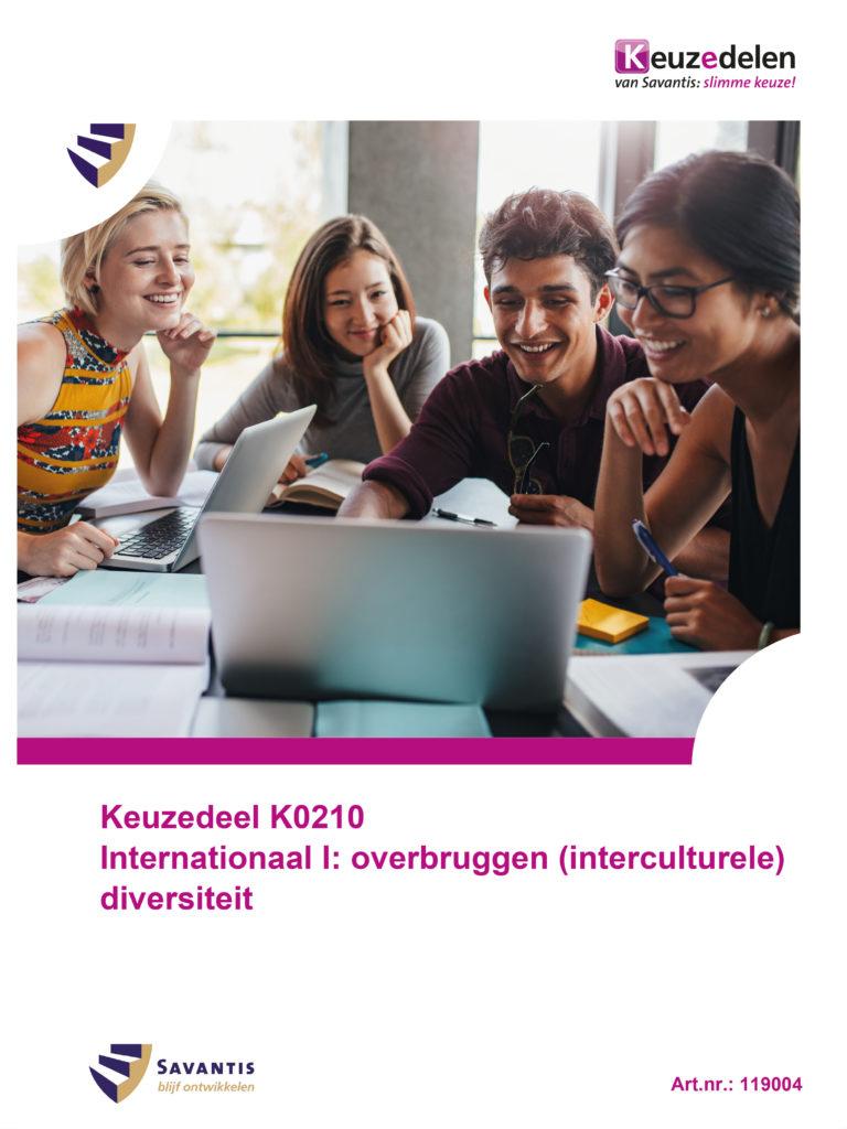 K0210 Keuzedeel internationaal 1: overbruggen (interculturele) diversiteit